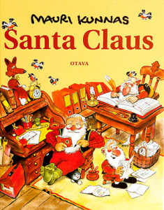 Kunnas-Santa-Claus-book