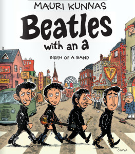 beatles-with-an-a-kunnas-cover
