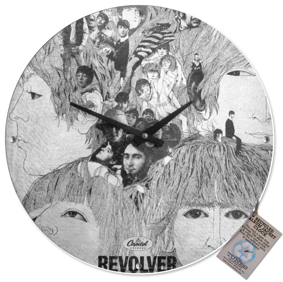 Original Vintage Albums Turned Into Clocks Oldiesmusicblog