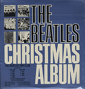 beatles-christmas-album