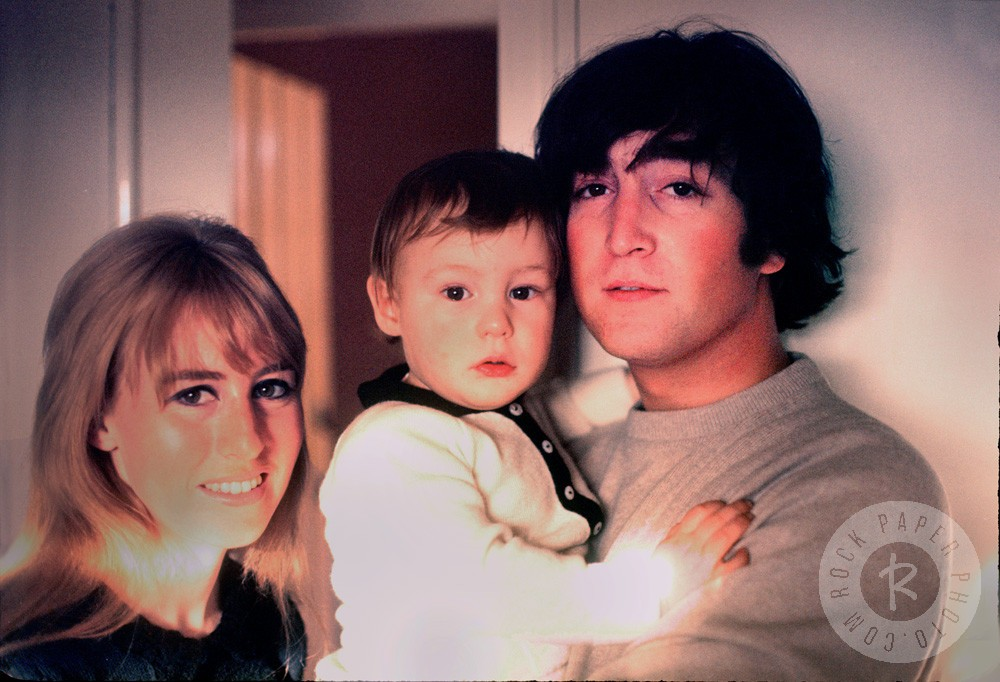 John Lennon The Beatle >> Cynthia Lennon dies at 75 | OldiesMusicBlog