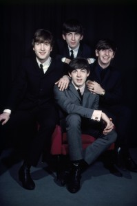SPECIAL PRICE. British band The Beatles - John Lennon, Paul McCartney, George Harrison, and Ringo Starr, pictured in 1964.