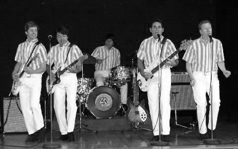 Then And Now The Beach Boys