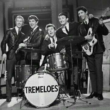 Brian Poole The Tremeloes Have Party With